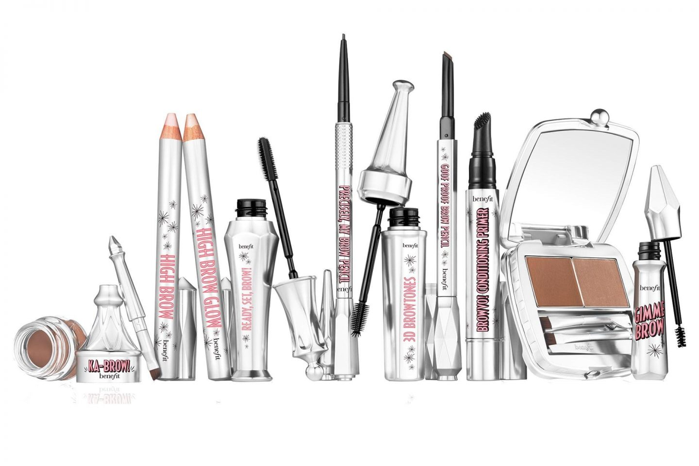 New Benefit Brow Products