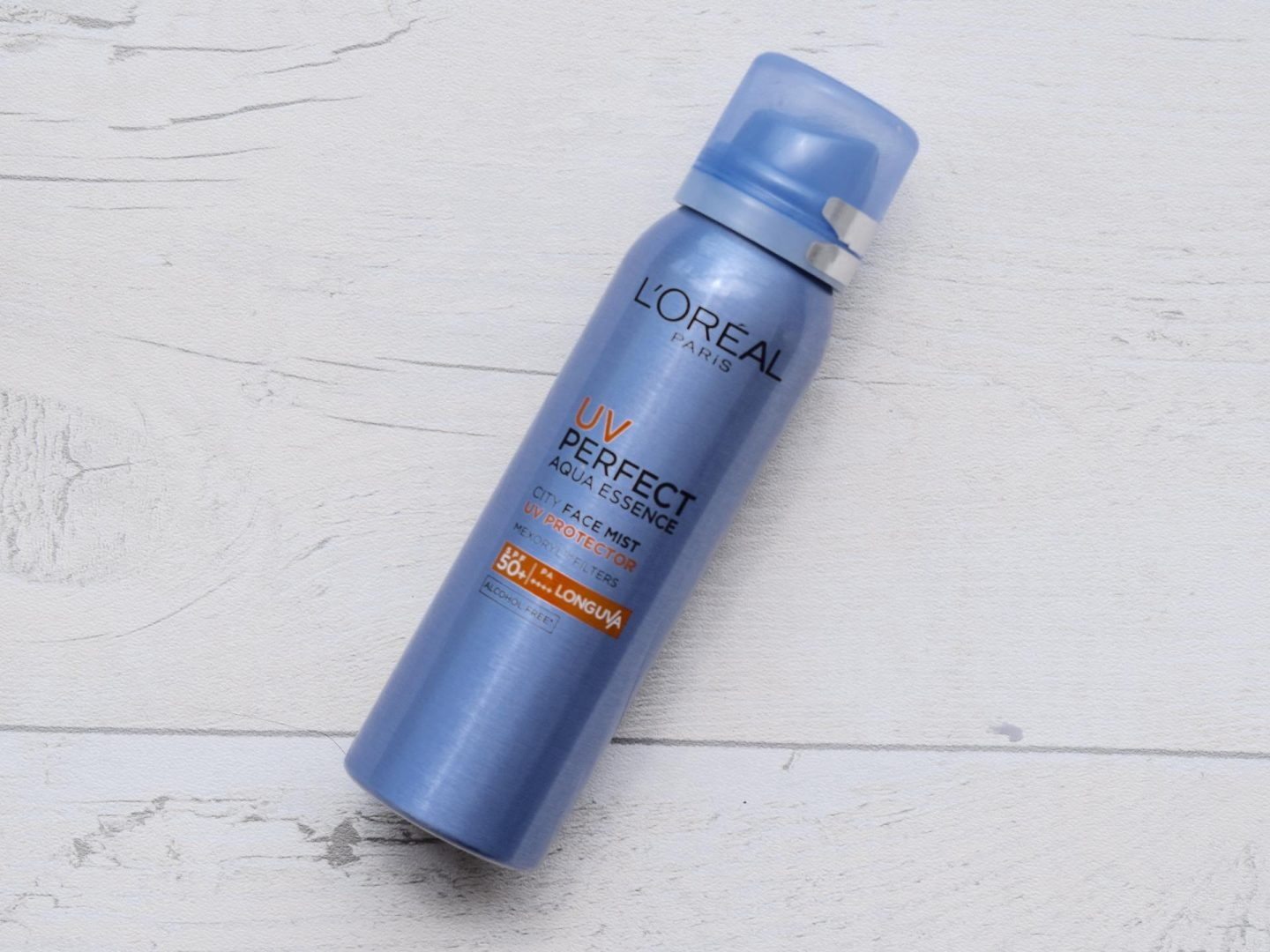 L'oreal UV Perfect Aqua Essence City Face Mist SPF50