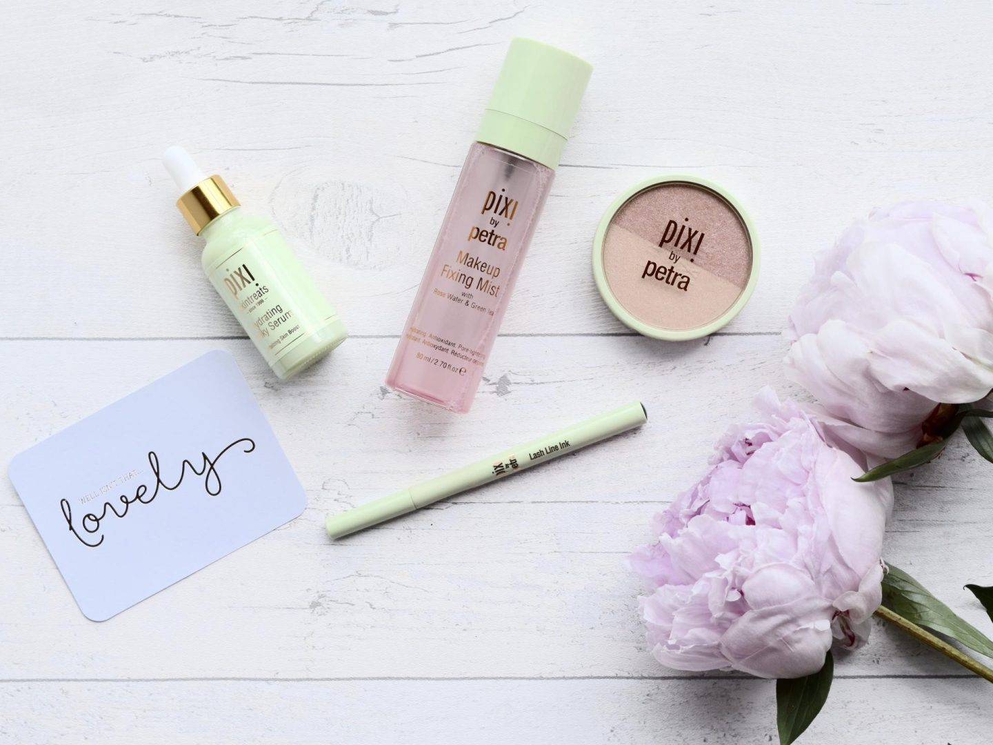 Pixi Beauty Favourites – June