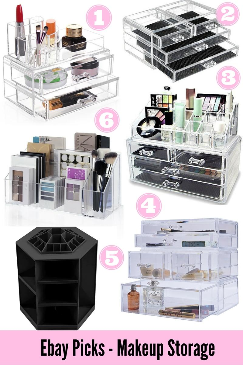 Ebay Picks - Makeup Storage