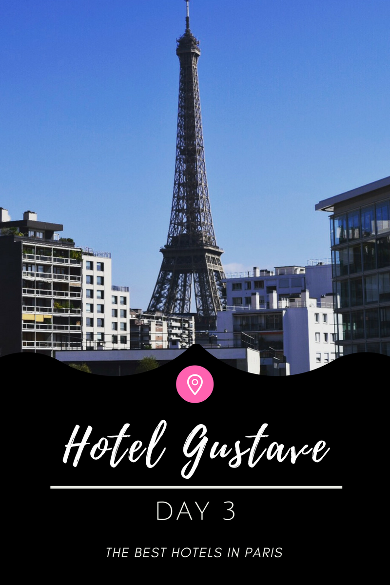 Luxury In Paris At Hotel Gustave I Heart Cosmetics