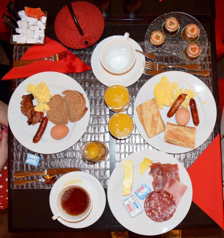 Breakfast at Hotel Trianon Rive Gauche
