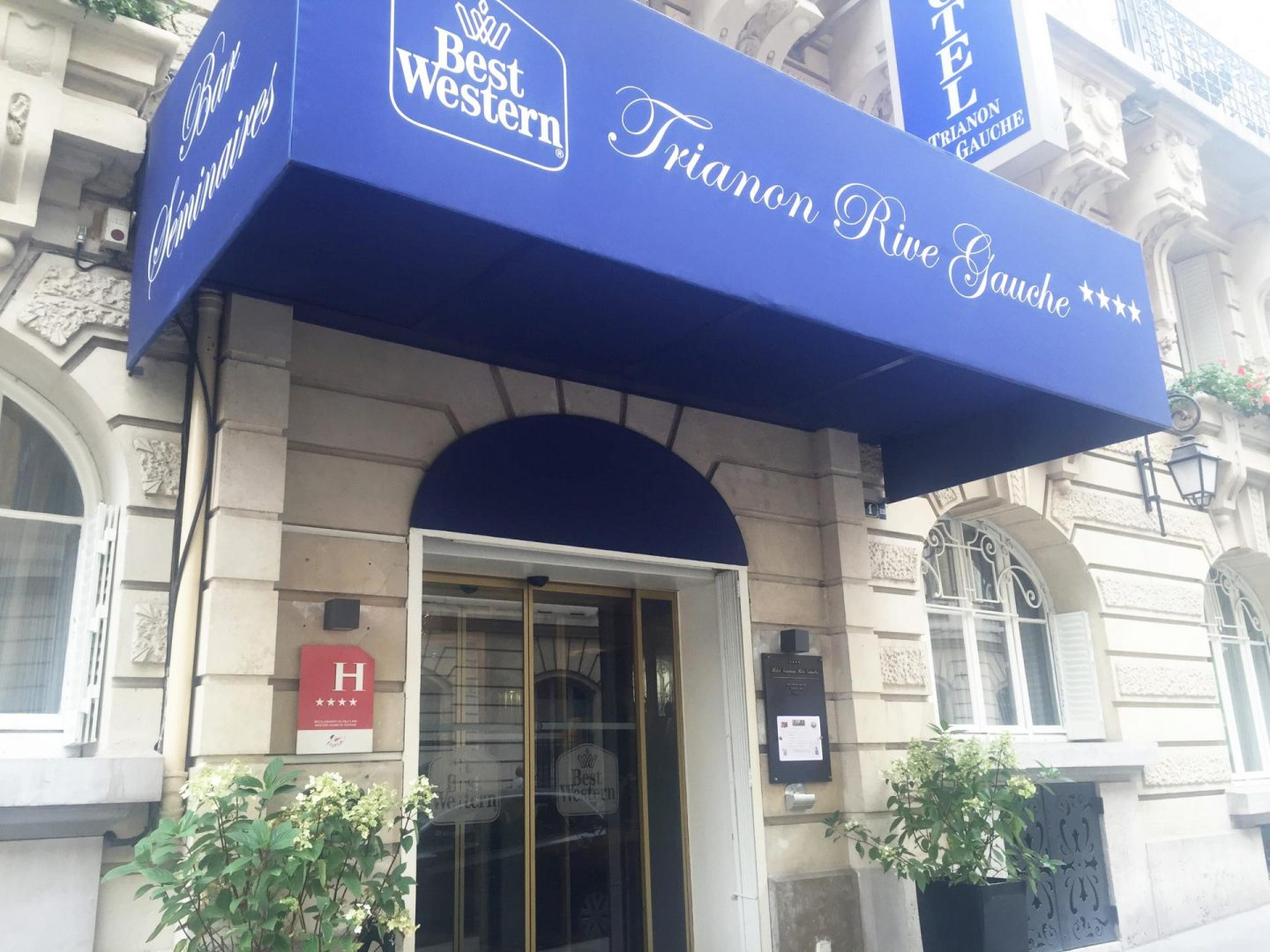 Affordable Luxury At Trianon Rive Gauche Hotel Paris