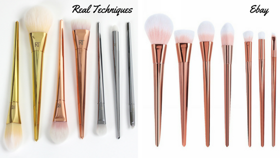 Real Techniques Brush Dupes From Ebay