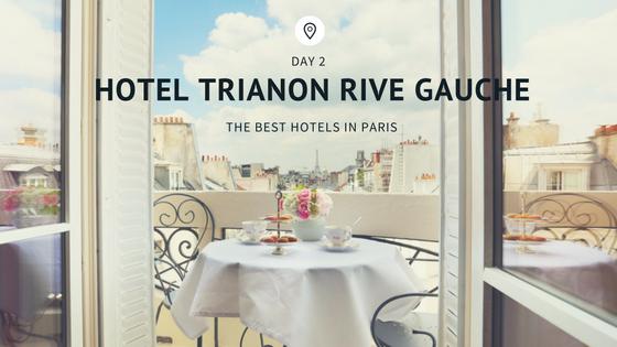 Trianon Rive Gauche Hotel