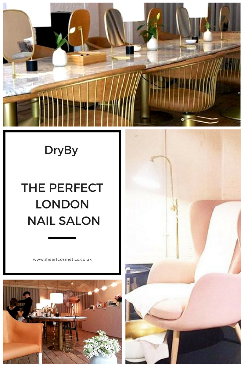 The Perfect Nail Salon And Blow Dry Bar In London Dryby