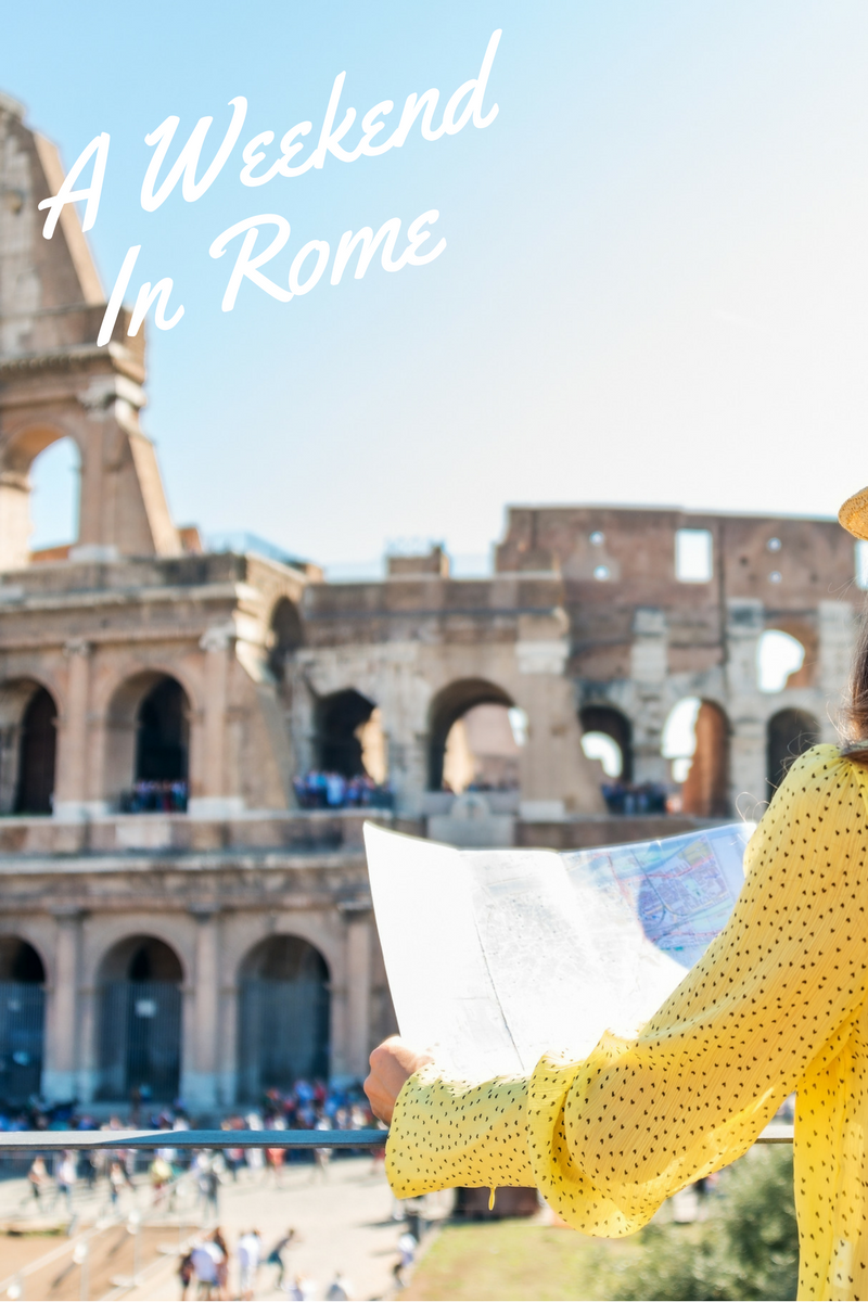 A Weekend In Rome Photo Diary