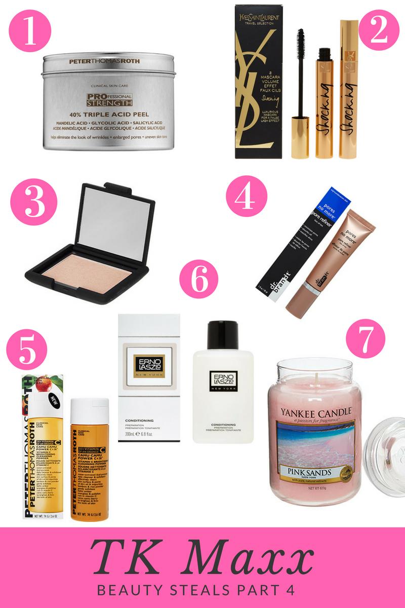 TK Maxx Beauty Steals Part 4 - I Heart Cosmetics