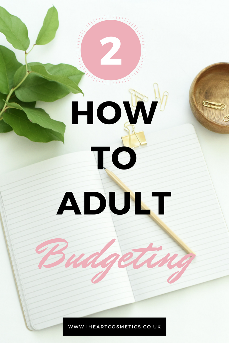 How To Adult - Budgeting