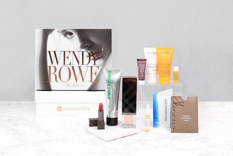 Wendy Rowe Limited Edition Glossybox 20% Off