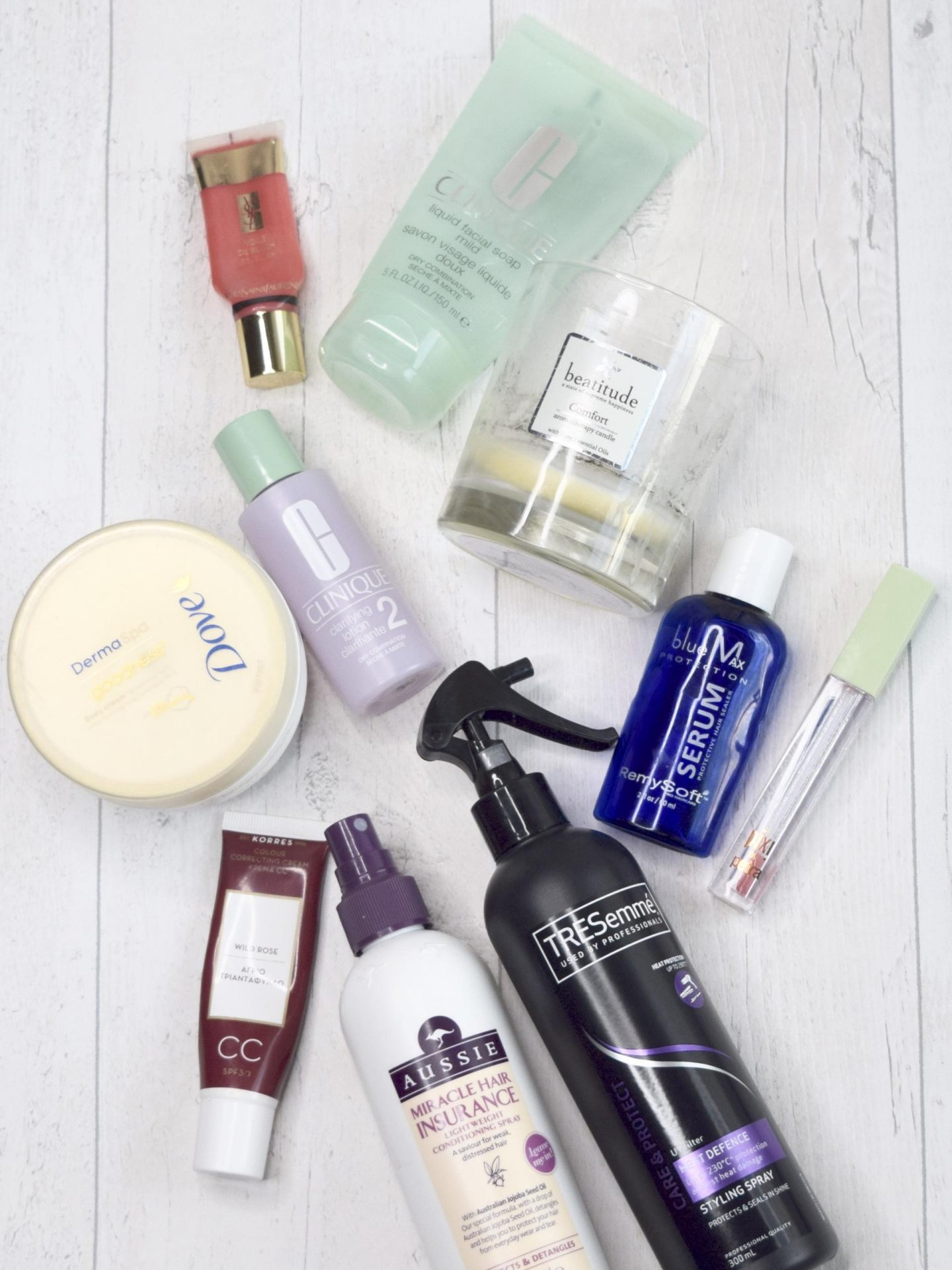 Empties and Quick Reviews 2