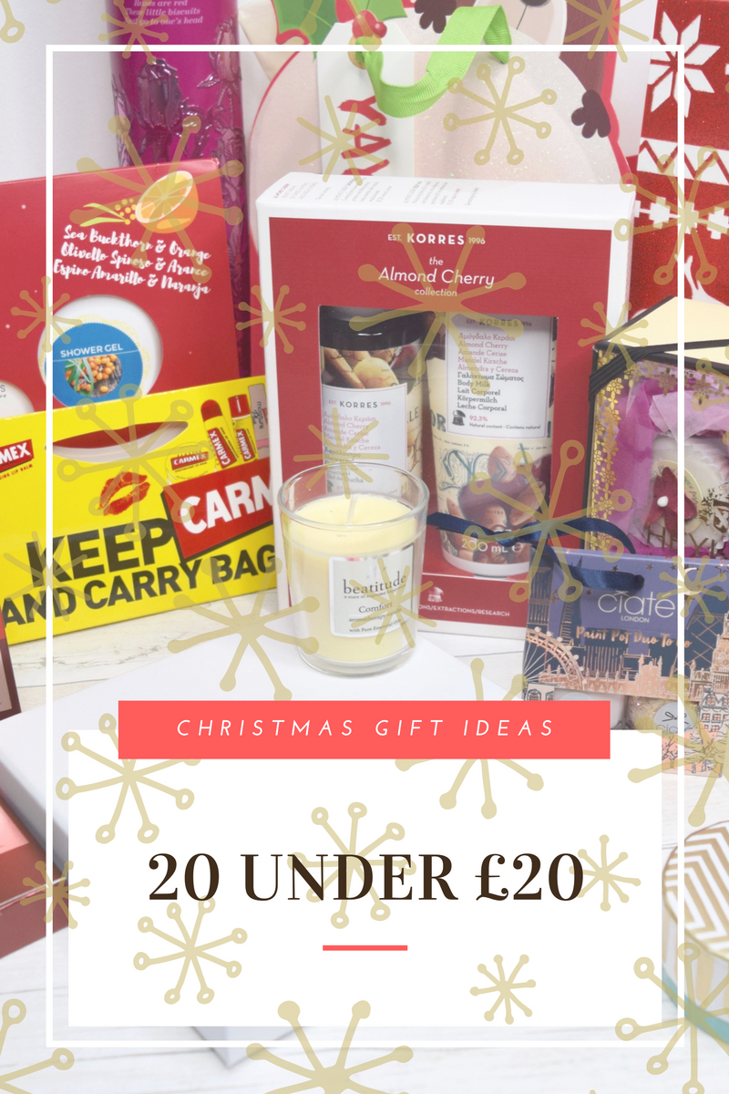Last-Minute Christmas Gifts 20 Under £20