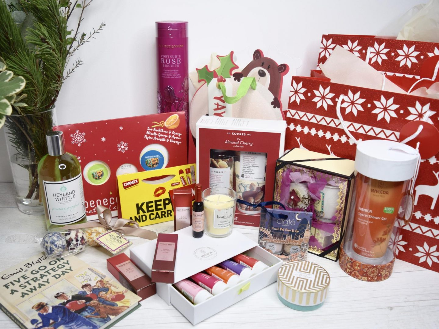 Christmas Gifts Under 20.Last Minute Christmas Gifts 20 Under 20 I Heart Cosmetics