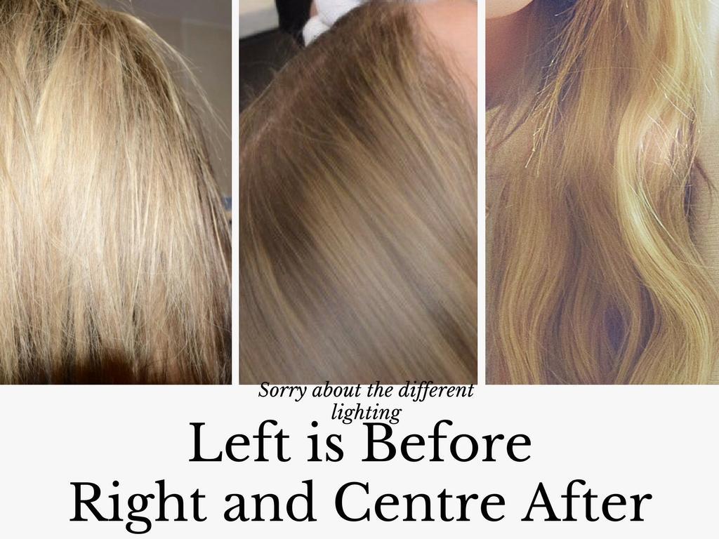 Hairapeutix #BetterHairinaWeek Challenge
