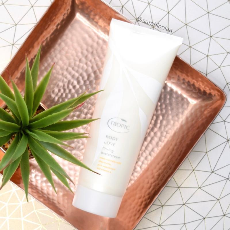 Tropic Skincare Body Love Firming Buttercream