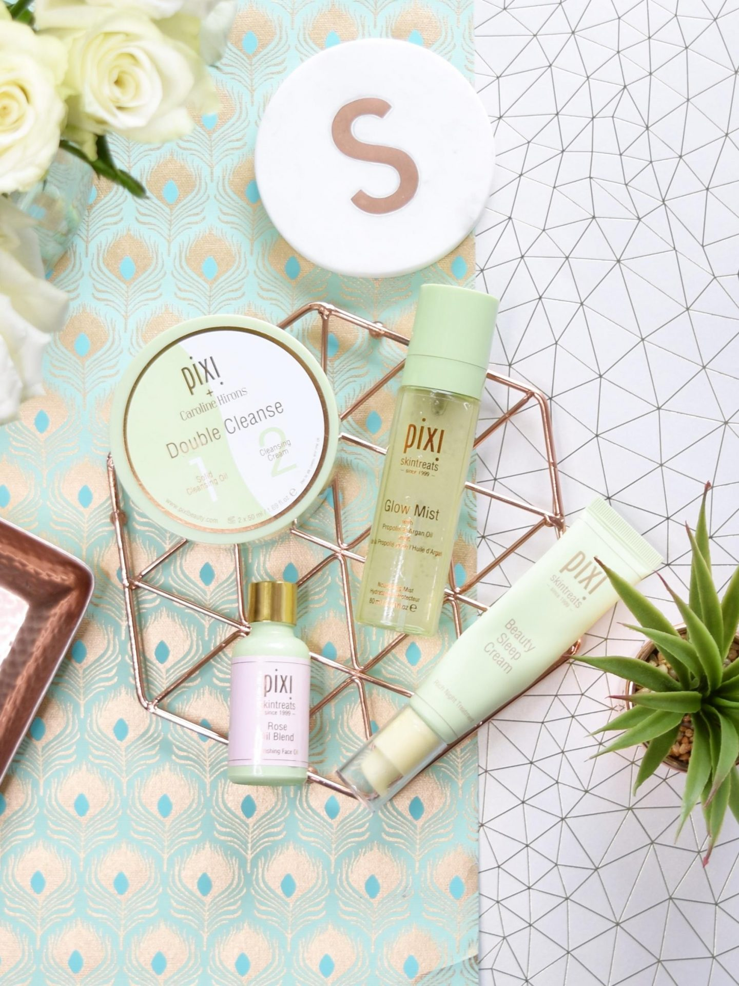 Pixi Beauty Skincare Routine
