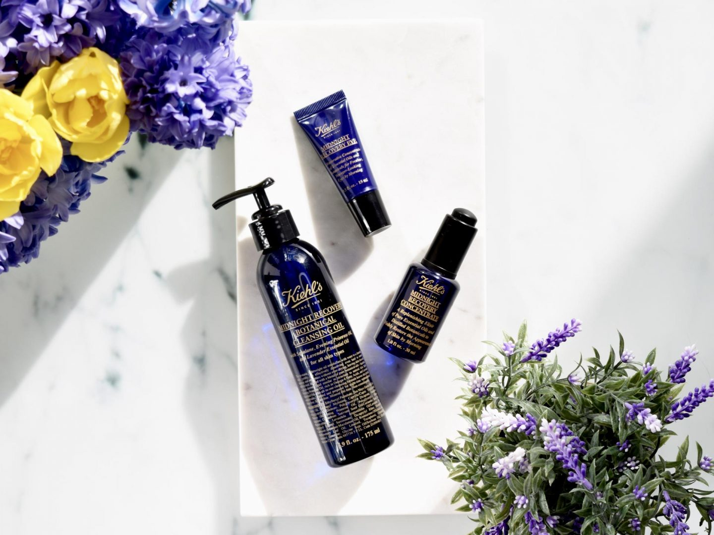 Kiehl's Midnight Recovery Range Review
