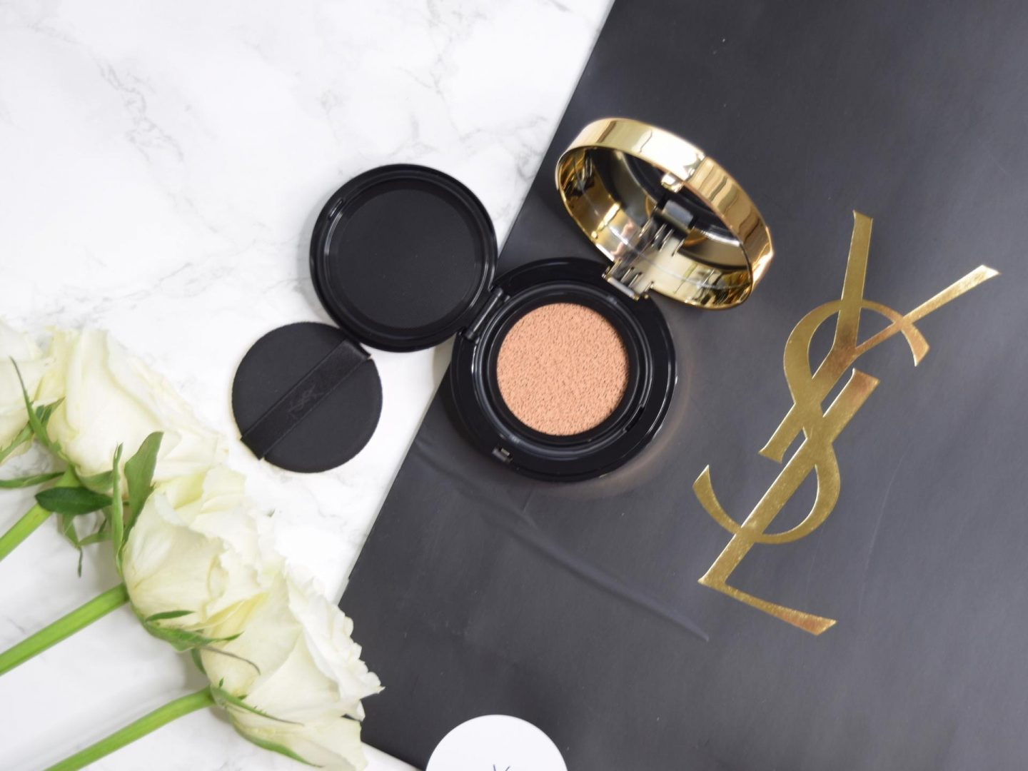 YSL Fusion Ink Cushion Foundation Review