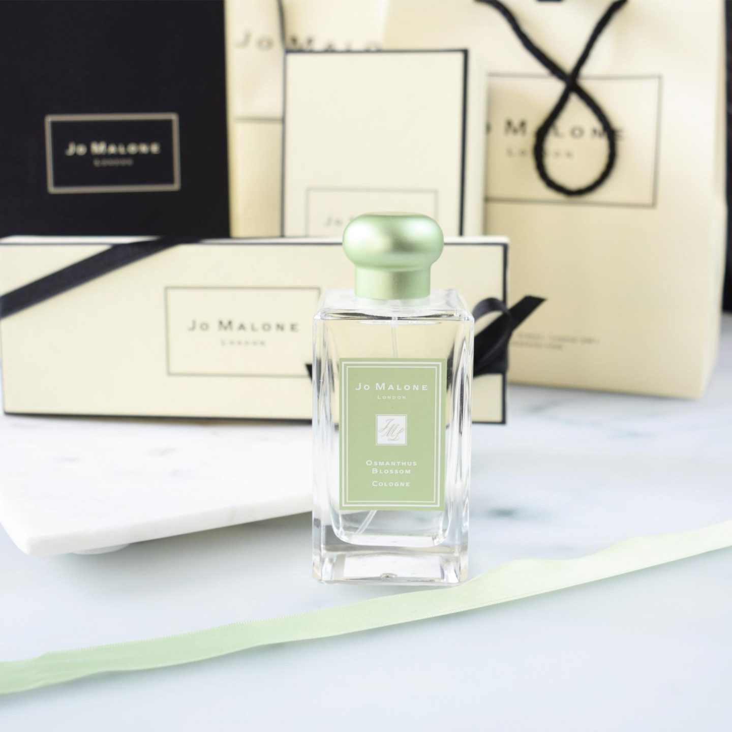 Jo Malone Osmanthus Blossom Review