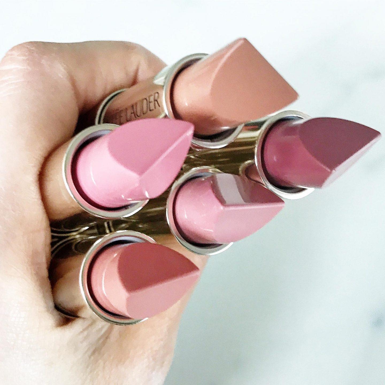 Estee Lauder Pure Colour Love Lipstick - The Nudes