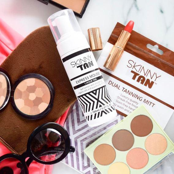 Skinny Tan Express Mousse Review