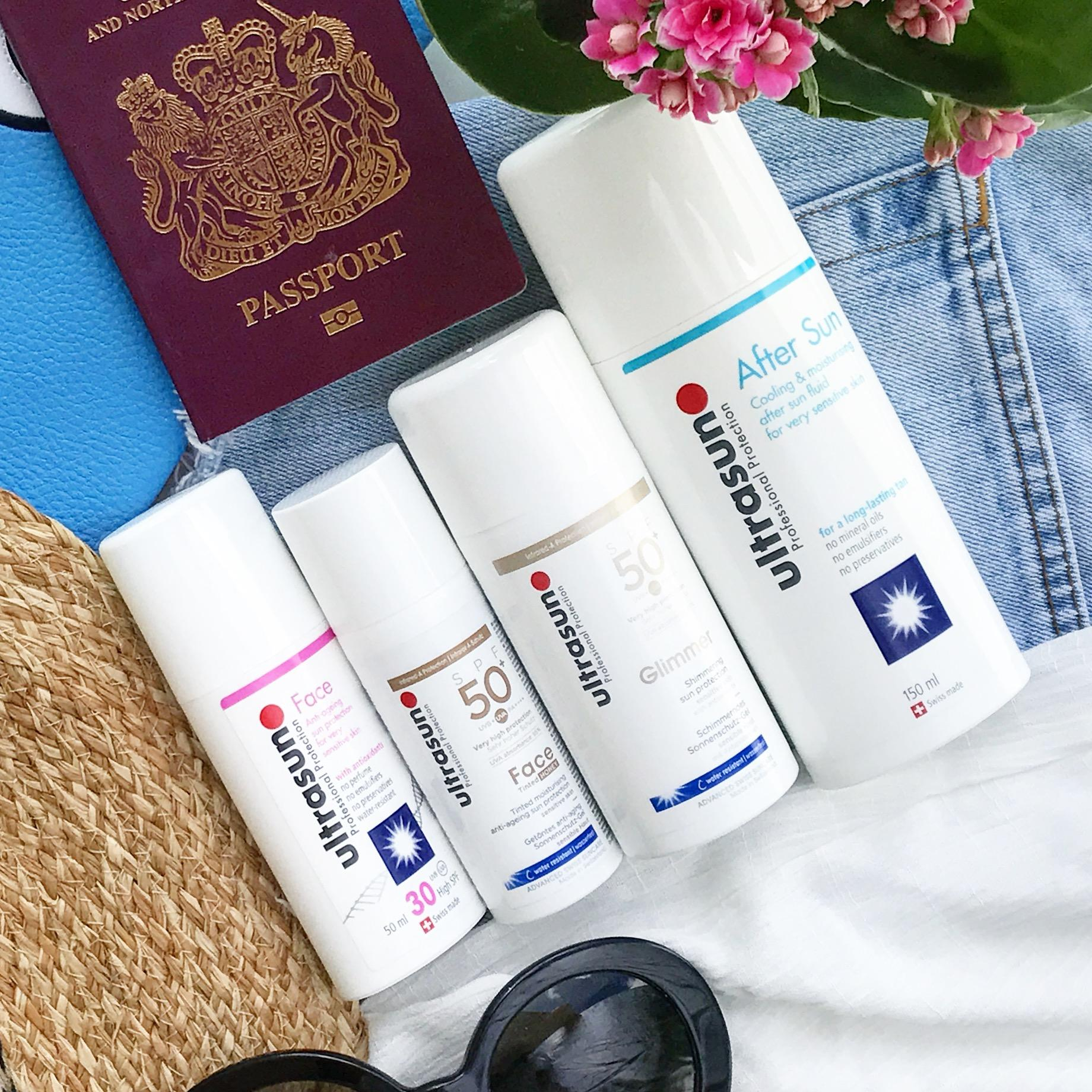 Ultrasun and Why It's So Important To Use Sunscreen