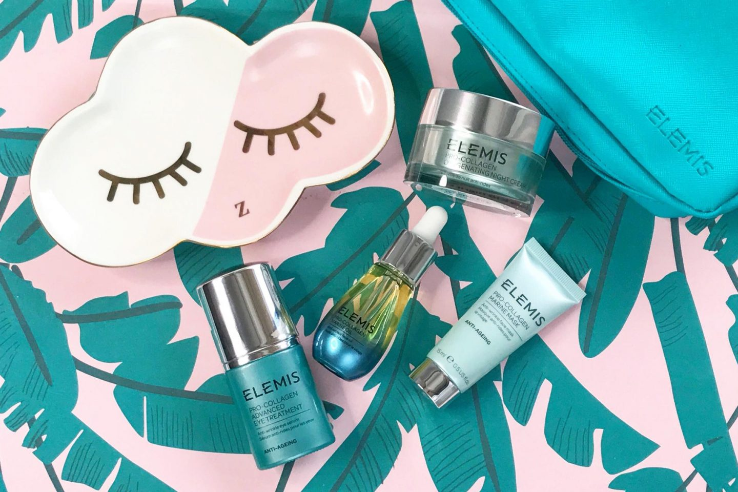 Elemis 4 Piece Pro-Collagen Real Results Collection