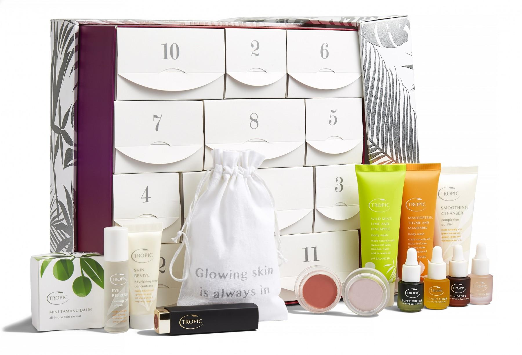 12 Days of Tropic